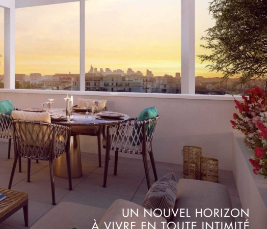 TERRASSE2 CLICHY PROMOTHOME