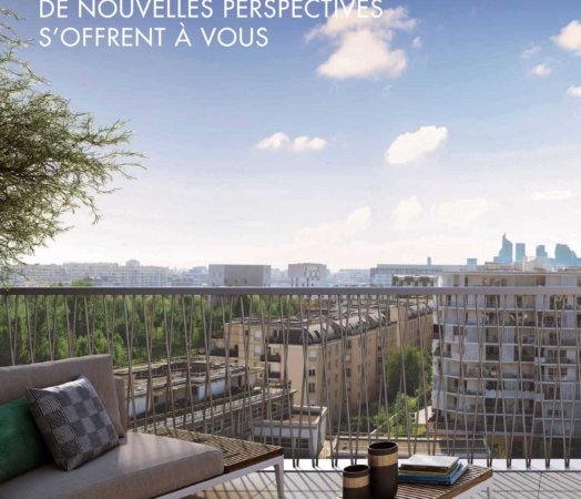 TERRASSE CLICHY PROMOTHOME
