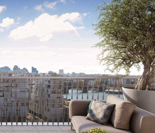 TERRASSE4 CLICHY PROMOTHOME