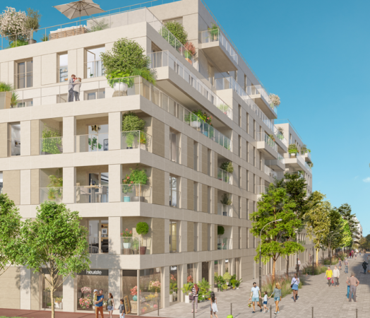 ATRIUM CITY – CLICHY – 92110