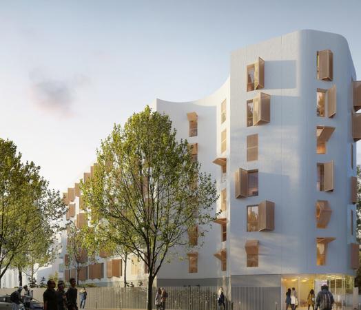 RÉSIDENCE ÉTUDIANTE CLARET – Montpellier – 34000