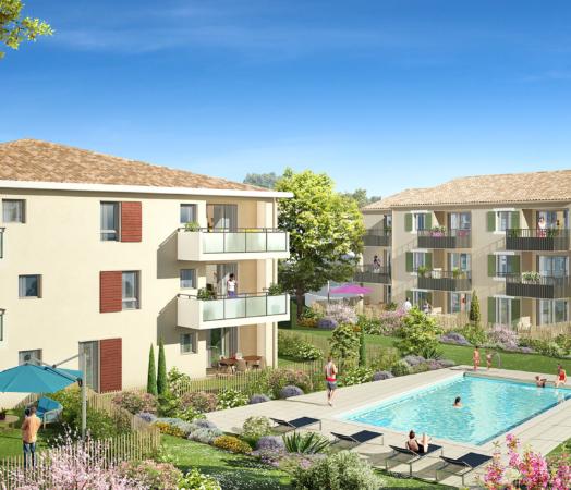 LES GRANDES TERRES – Le Puy Sainte Réparade – 13610
