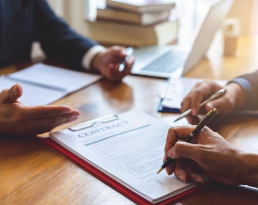 Pourquoi choisir un courtier lors de la négociation de mon financement ?