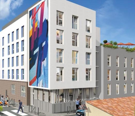 STUD'TIMONE – Marseille – 13005